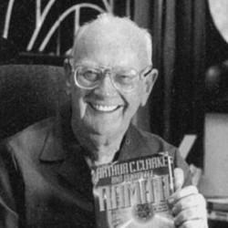 portrait : Clarke Arthur C.