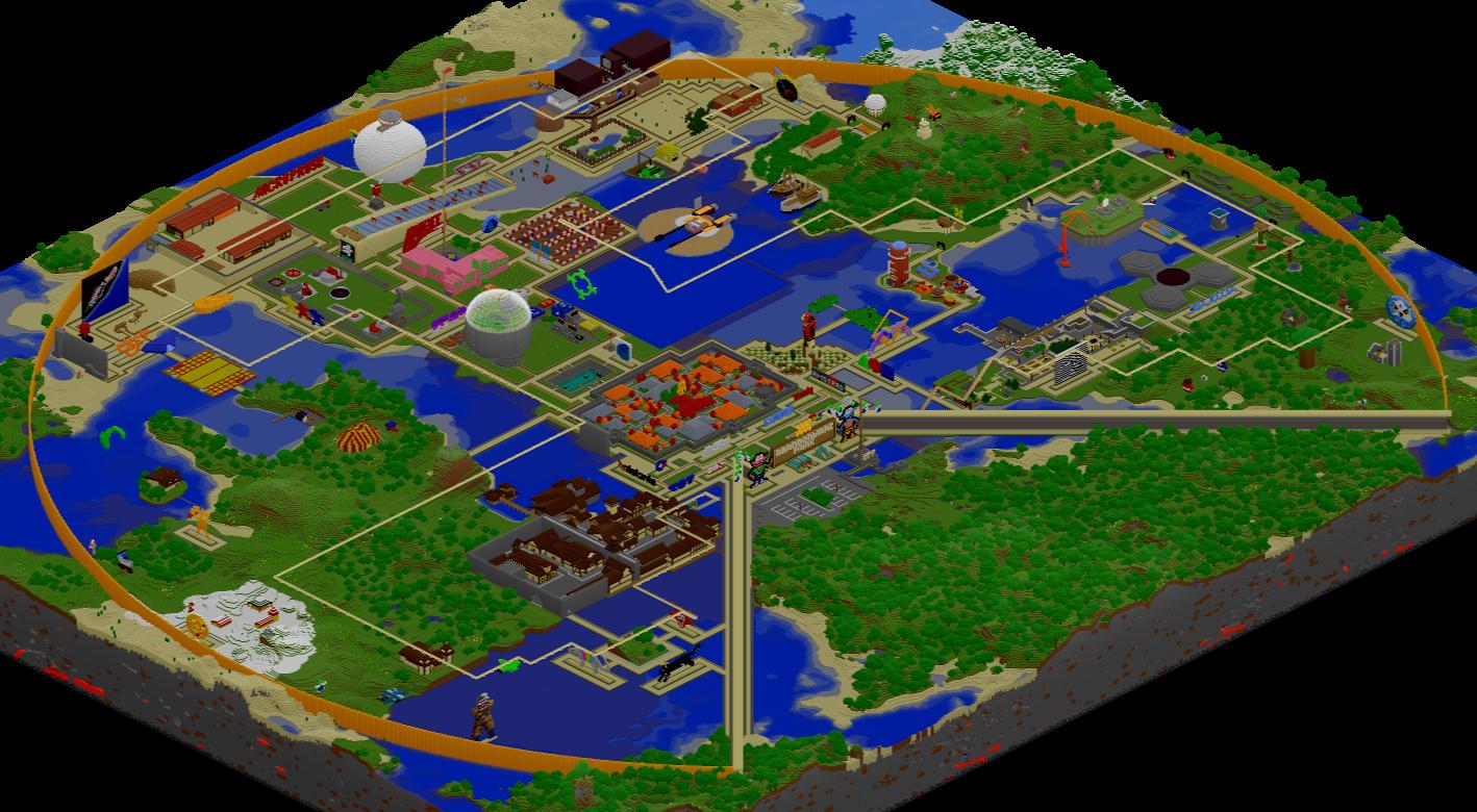 map lakandahar 19 minecraftfrance