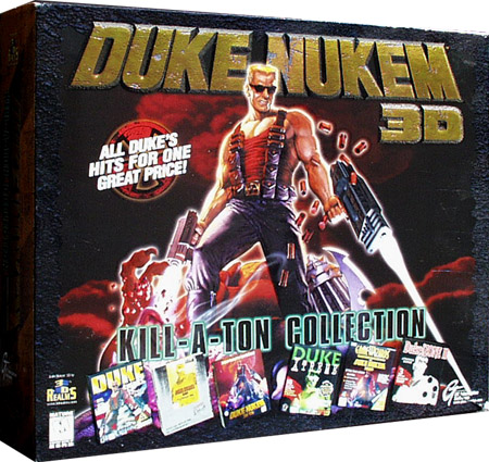 image : Duke Nukem 3D : Kill a Ton Collection