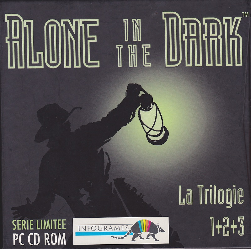 image : Alone in the Dark - La Trilogie