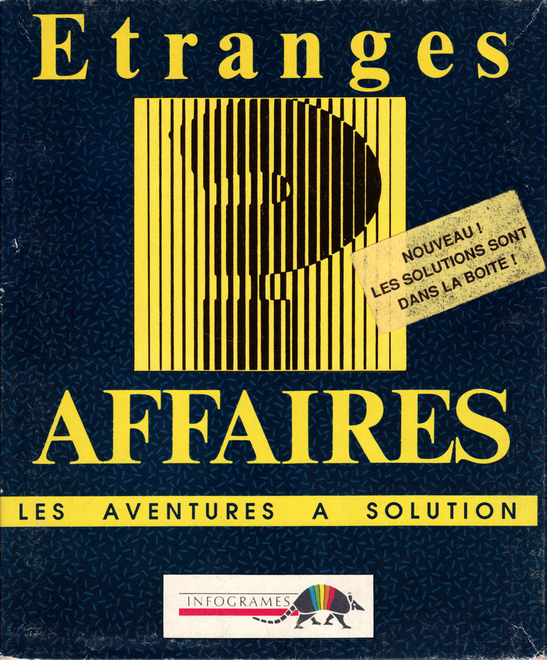 image : Etranges affaires