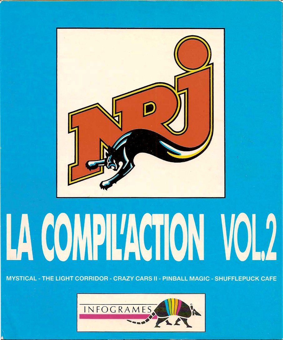 image : NRJ : la compil'action vol. 2