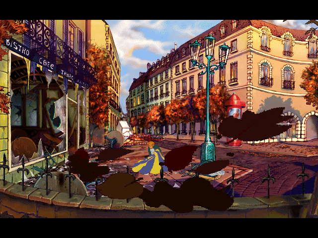 broken sword : the shadow of the templars