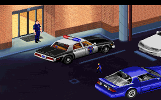 police quest - in pursuit of the death angel (vga)