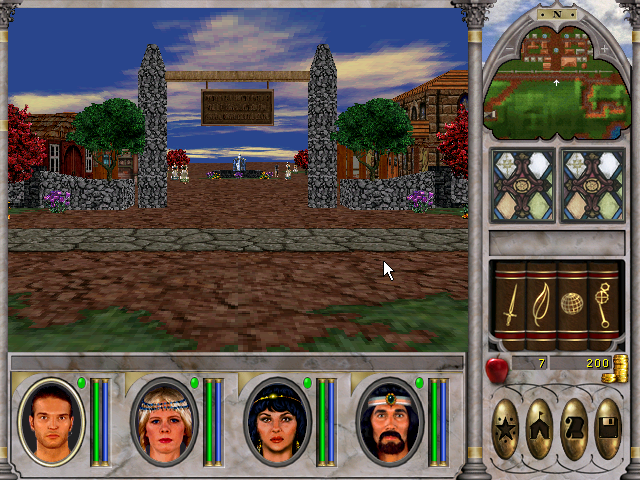 Might And Magic VI : Le mandat Céleste