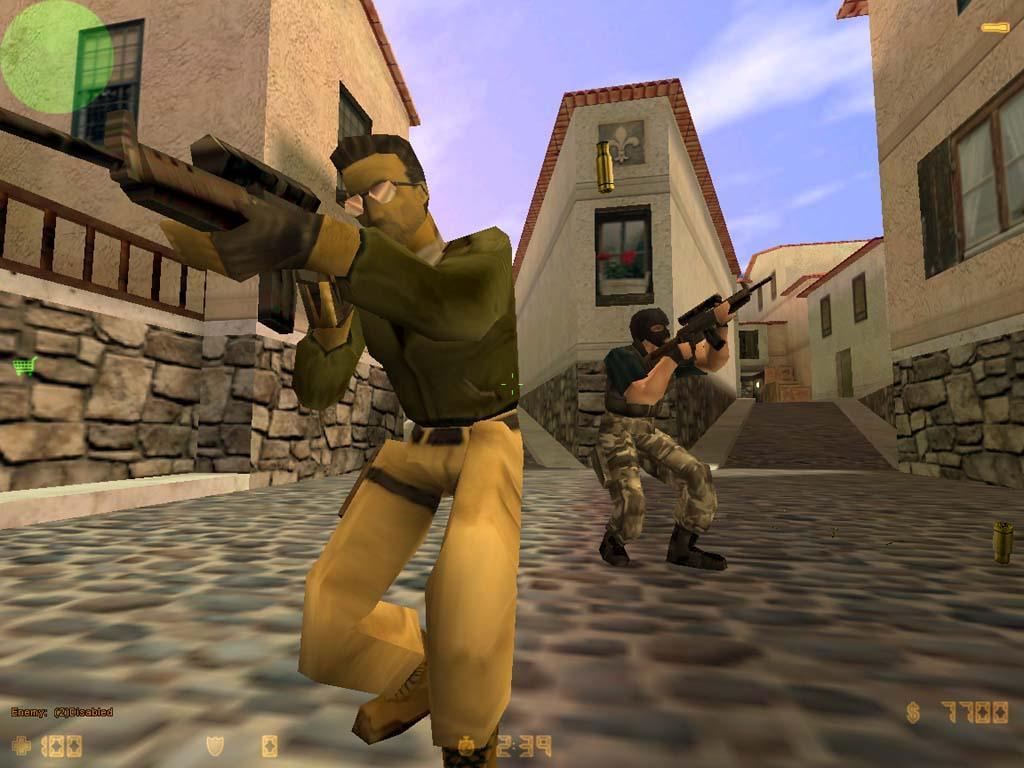 half-life : counter-strike