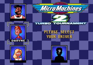 micro machines 2