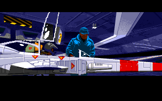 wing commander ii : vengeance of the kilrathi