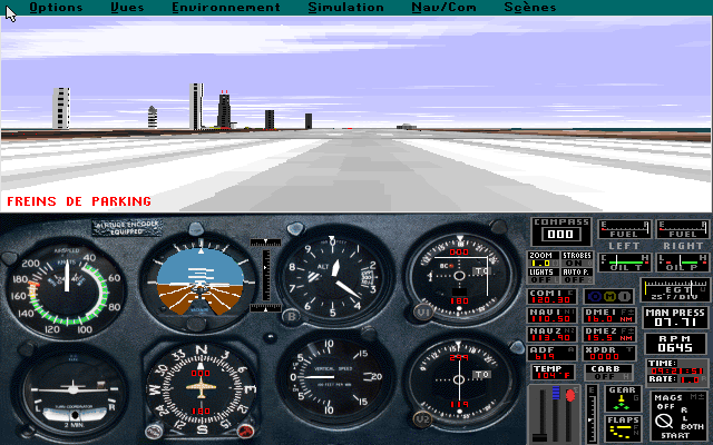 flight simulator 5