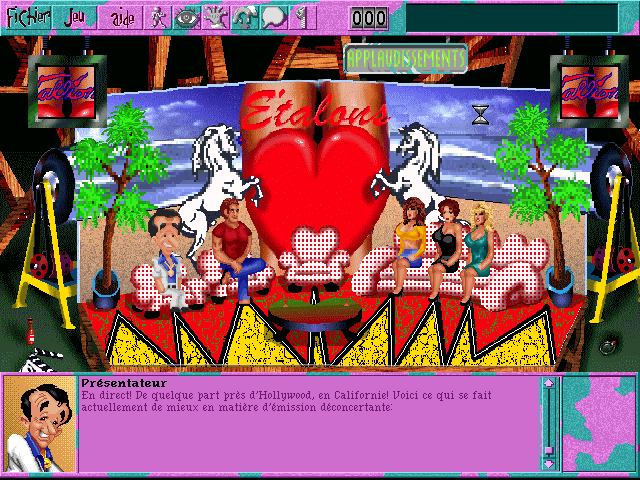 leisure suit larry 6 : shape up or slip out !