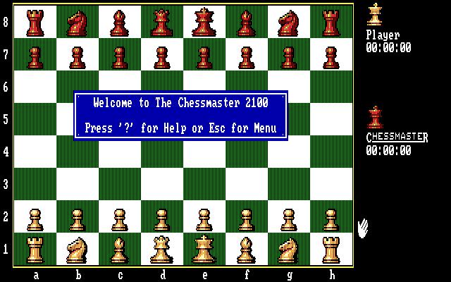 the fidelity chessmaster 2100