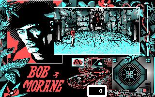 bob morane - jungle