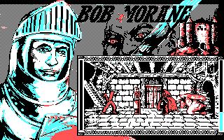 bob morane - chevalerie