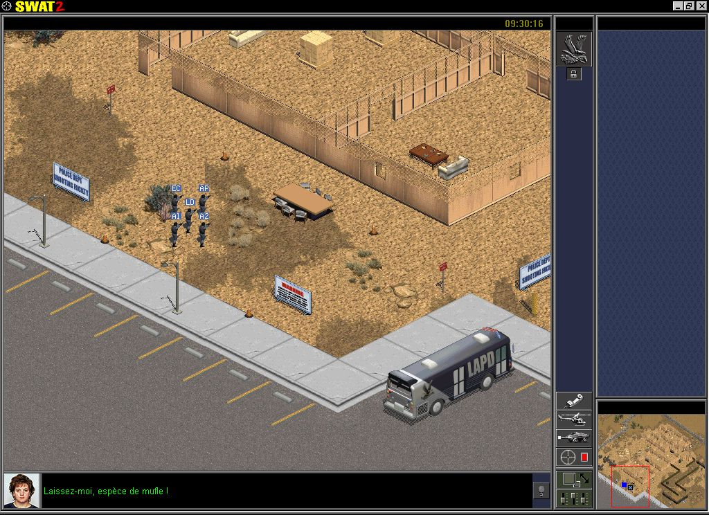 Police Quest: SWAT 2 - PC