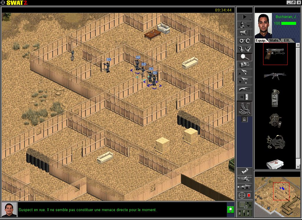police quest : swat 2