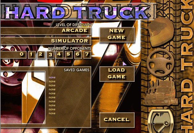 hard truck - road to victory