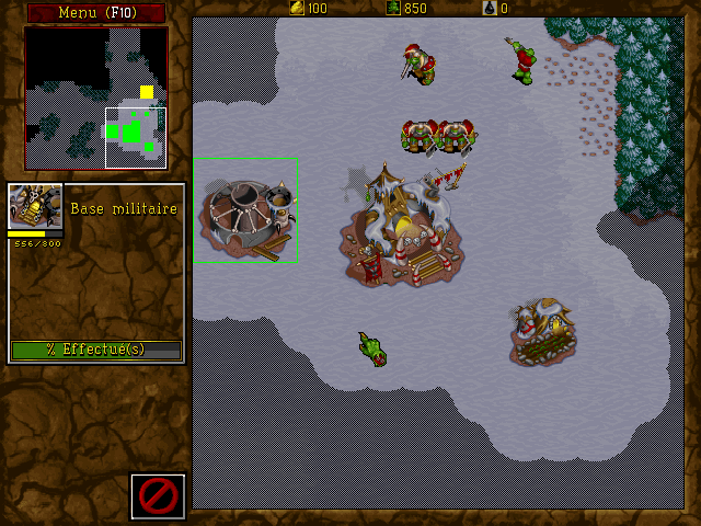 warcraft ii : tides of darkness