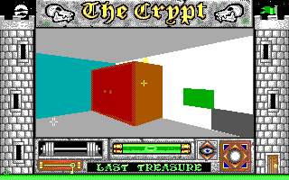castle master 2 : the crypt