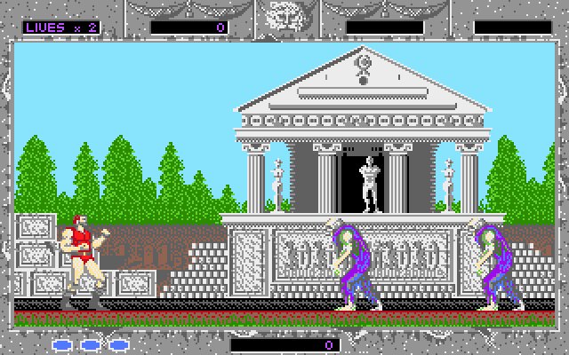 Altered Beast PC