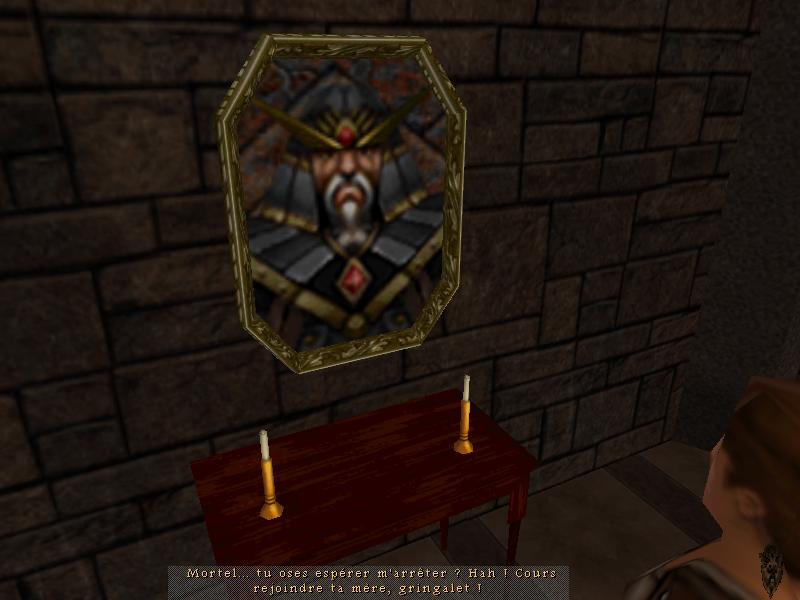 king's quest : masque d'eternite