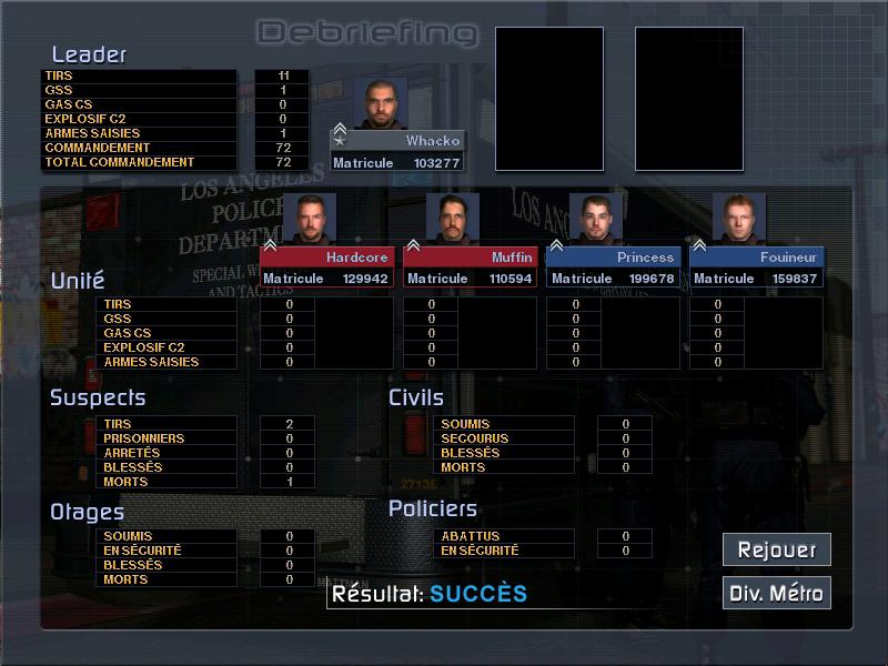 swat 3 : close quarters battle