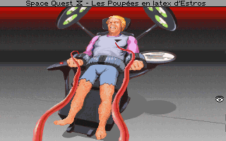 space quest iv : roger wilco and the time rippers