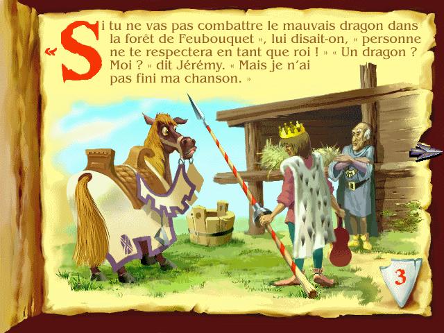 Dragor le dragon