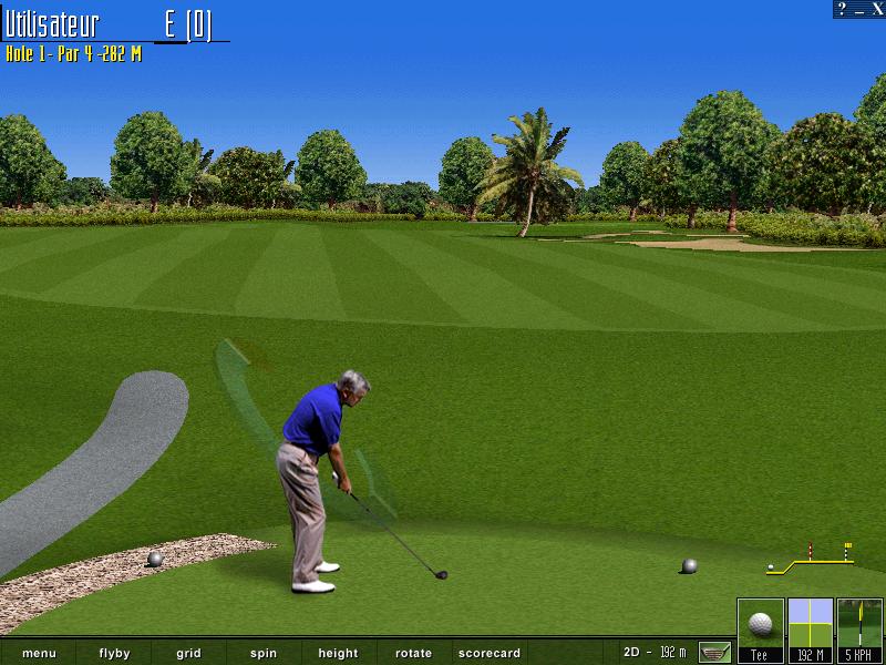 microsoft golf edition 1998