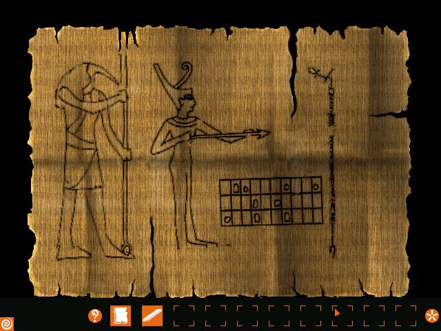 Egypte 1156 av. J.-C. : L
