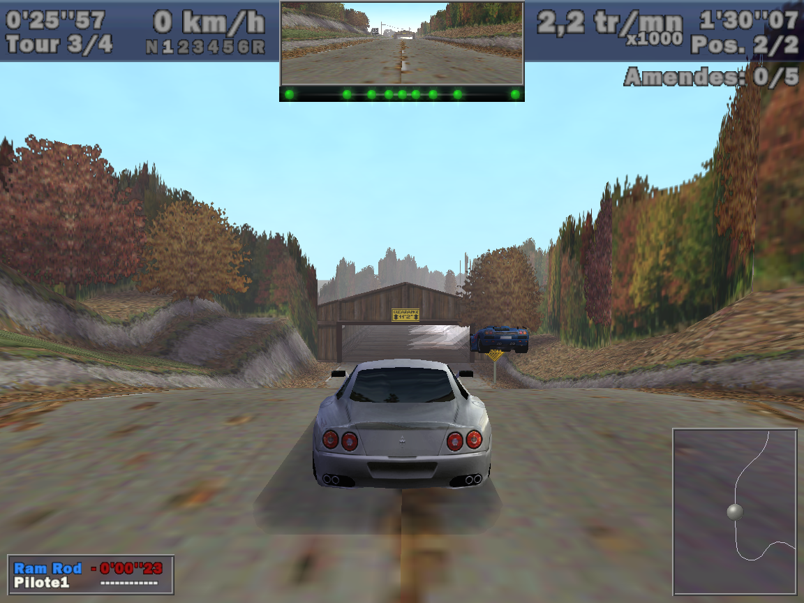 need for speed iii : poursuite infernale