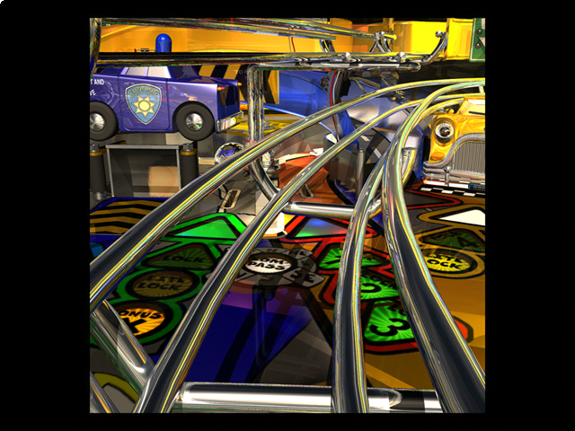 pro-pinball : big race usa