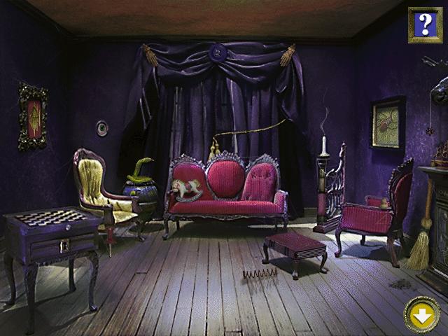 i spy : spooky mansion