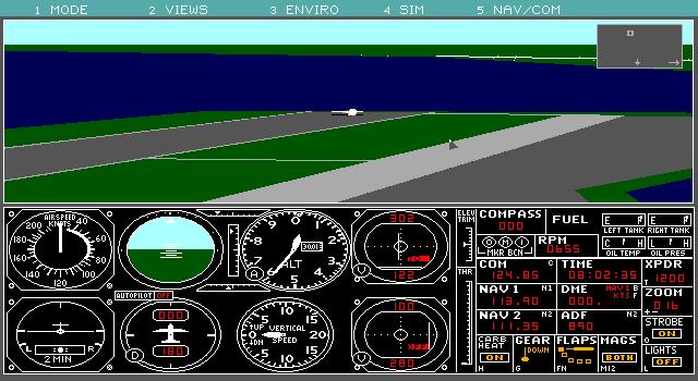 flight simulator 3