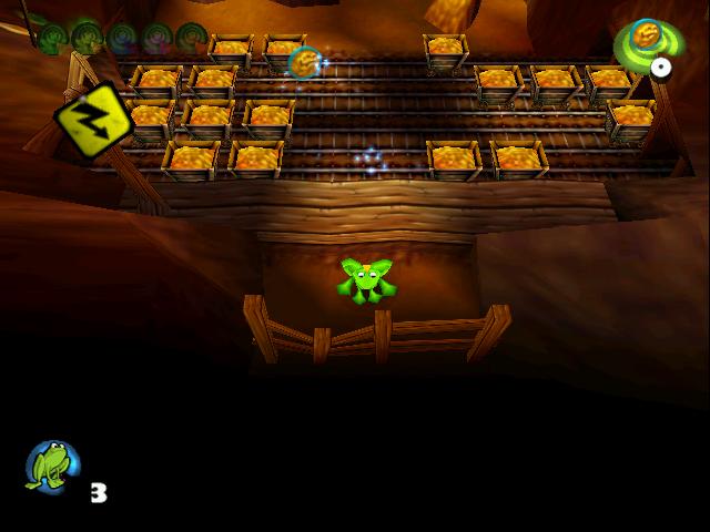 frogger 2 : swampy's revenge