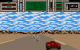 fire and forget ii - the death convoy