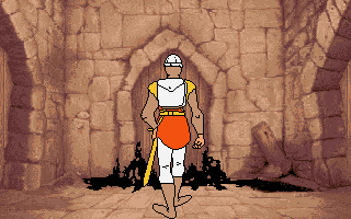 dragon's lair : escape from singe's castle