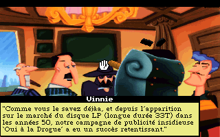 leisure suit larry 5 : passionate patti does a little undercover work