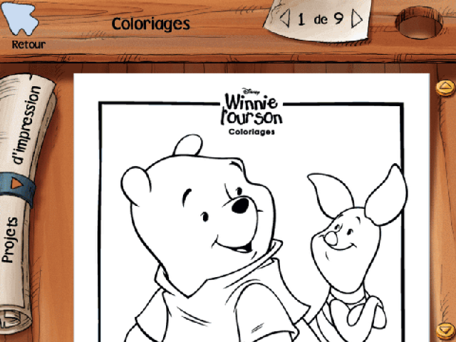 winnie the pooh - toddler