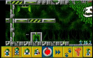 [ Lemmings Collection 1991   1996 [Strategy/1991] preview 4