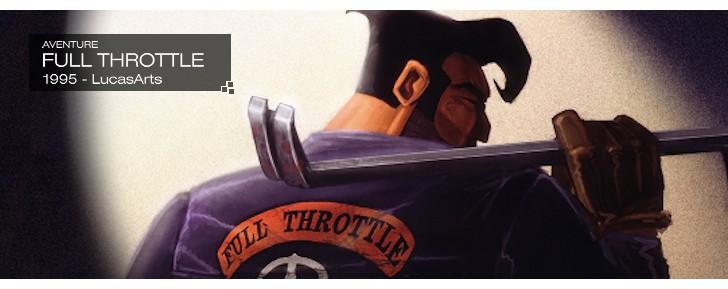 Full Throttle - Aventure - 1995 - LucasArts