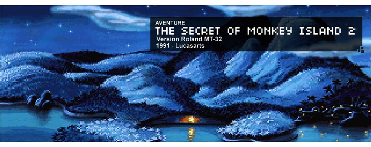 The Secret of Monkey Island 2 - Aventure - 1991 - Lucasarts